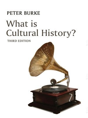cover image of What is Cultural History?