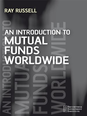 cover image of An Introduction to Mutual Funds Worldwide