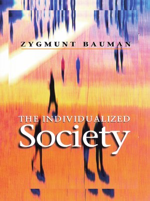 cover image of The Individualized Society