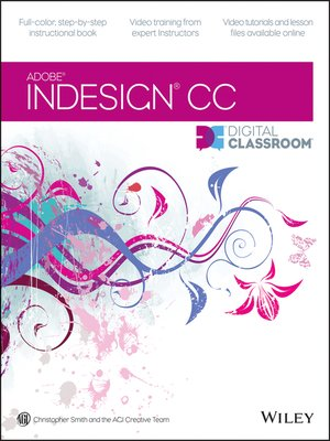 cover image of InDesign CC Digital Classroom