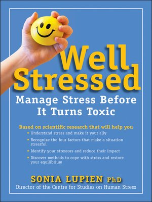 cover image of Well Stressed