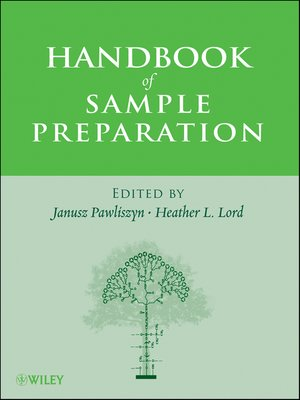 cover image of Handbook of Sample Preparation