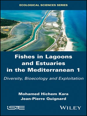 cover image of Fishes in Lagoons and Estuaries in the Mediterranean 1