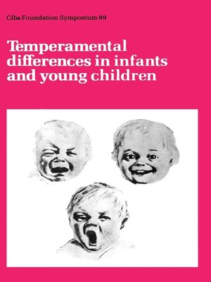 cover image of Temperamental Differences in Infants and Young Children