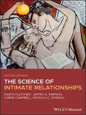 cover image of The Science of Intimate Relationships