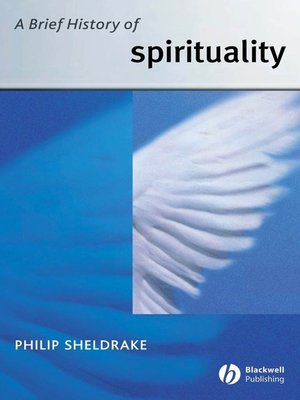 cover image of A Brief History of Spirituality