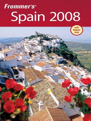 cover image of Frommer's Spain 2008