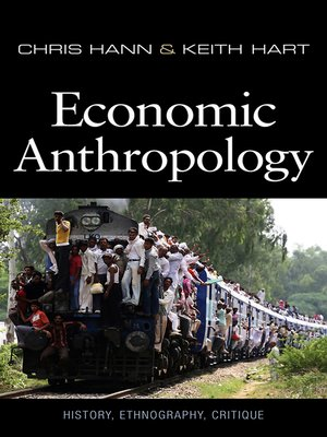 cover image of Economic Anthropology