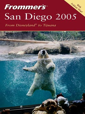 cover image of Frommer's San Diego 2005