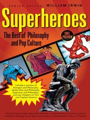 cover image of Superheroes