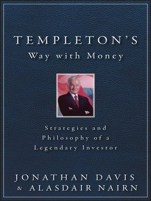 cover image of Templeton's Way with Money