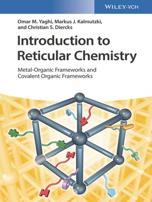 cover image of Introduction to Reticular Chemistry