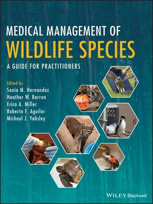 cover image of Medical Management of Wildlife Species