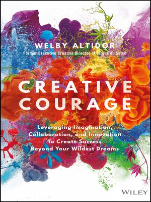 cover image of Creative Courage