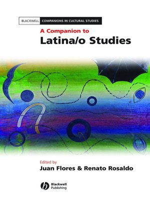 cover image of A Companion to Latina/o Studies