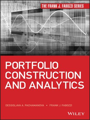 cover image of Portfolio Construction and Analytics
