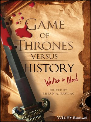 cover image of Game of Thrones versus History