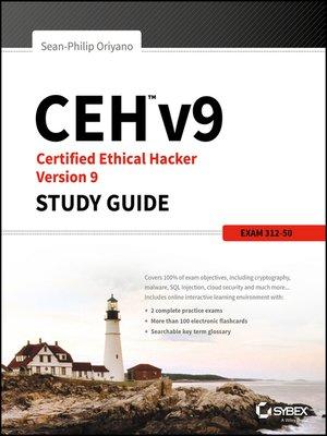 cover image of CEH v9