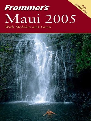 cover image of Frommer's Maui 2005 with Molokai and Lanai