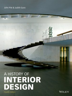 cover image of History of Interior Design
