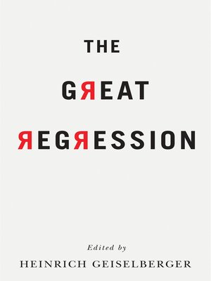 cover image of The Great Regression