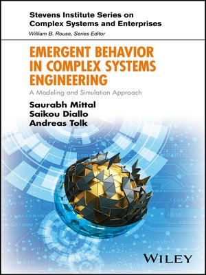 cover image of Emergent Behavior in Complex Systems Engineering