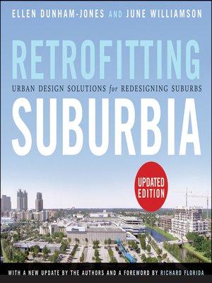 cover image of Retrofitting Suburbia, Updated Edition