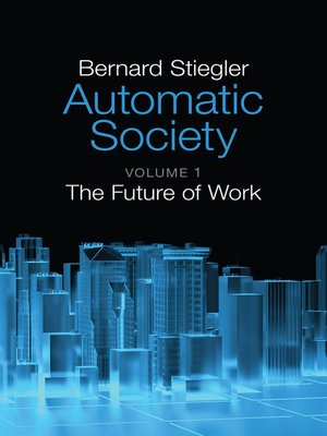 cover image of Automatic Society