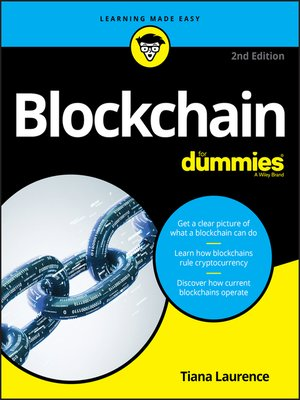 cover image of Blockchain For Dummies