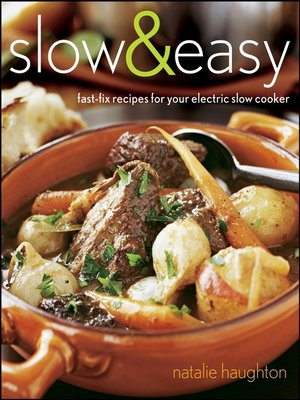 cover image of Slow and Easy