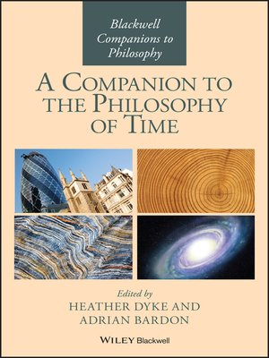 cover image of A Companion to the Philosophy of Time