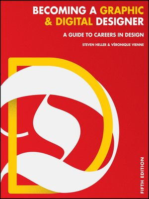 cover image of Becoming a Graphic and Digital Designer