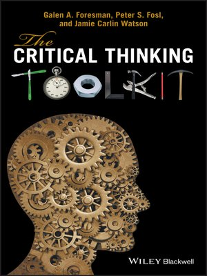 cover image of The Critical Thinking Toolkit