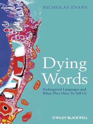 cover image of Dying Words