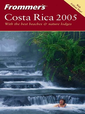 cover image of Frommer's Costa Rica 2005