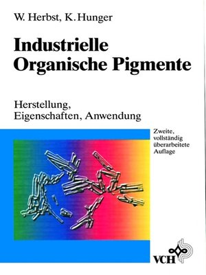 cover image of Industrielle Organische Pigmente
