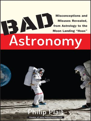 cover image of Bad Astronomy