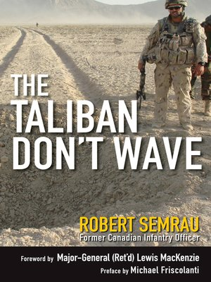 cover image of The Taliban Don't Wave