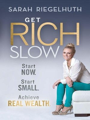 cover image of Get Rich Slow