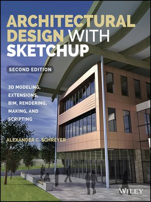 cover image of Architectural Design with SketchUp