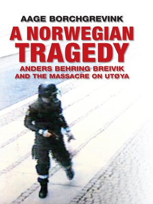 cover image of A Norwegian Tragedy