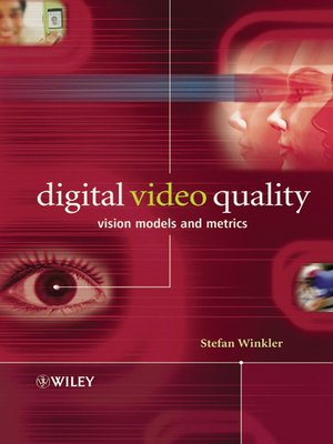 cover image of Digital Video Quality