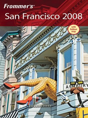 cover image of Frommer's San Francisco 2008