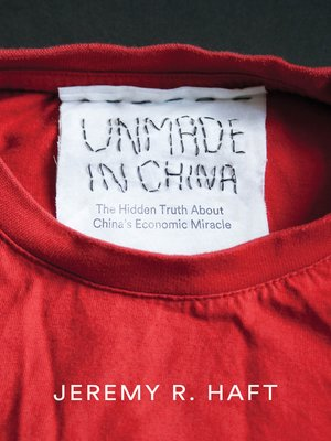 cover image of Unmade in China