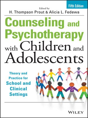 cover image of Counseling and Psychotherapy with Children and Adolescents