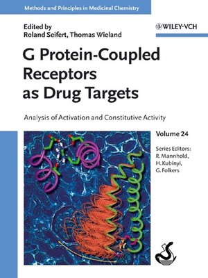 cover image of G Protein-Coupled Receptors as Drug Targets