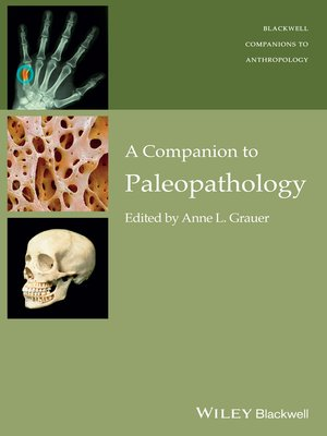 cover image of A Companion to Paleopathology