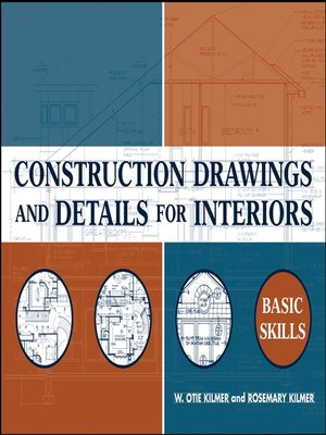 cover image of Construction Drawings and Details for Interiors