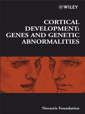 cover image of Cortical Development