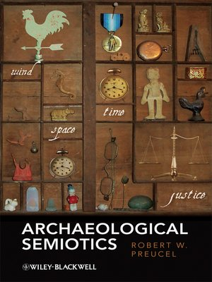 cover image of Archaeological Semiotics